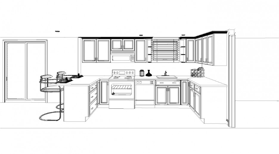 Small Kitchen With Island Floor Plan small kitchen remodel floor plans kitchen design ideas and. how to