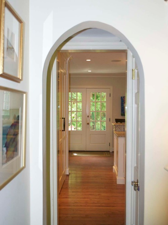 Decoration: Gorgeous Hallway Interior Design Of Westover Road Home ...