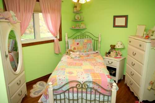 Green-Color-for-Little-Girls- ...