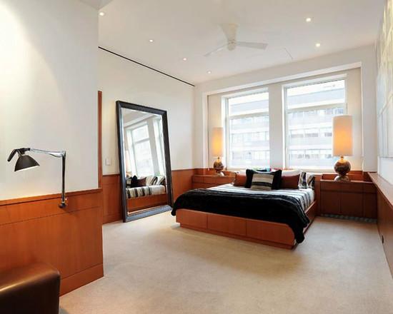 Apartment: Inspiring Contemporary Bedroom Interior Decor With ...