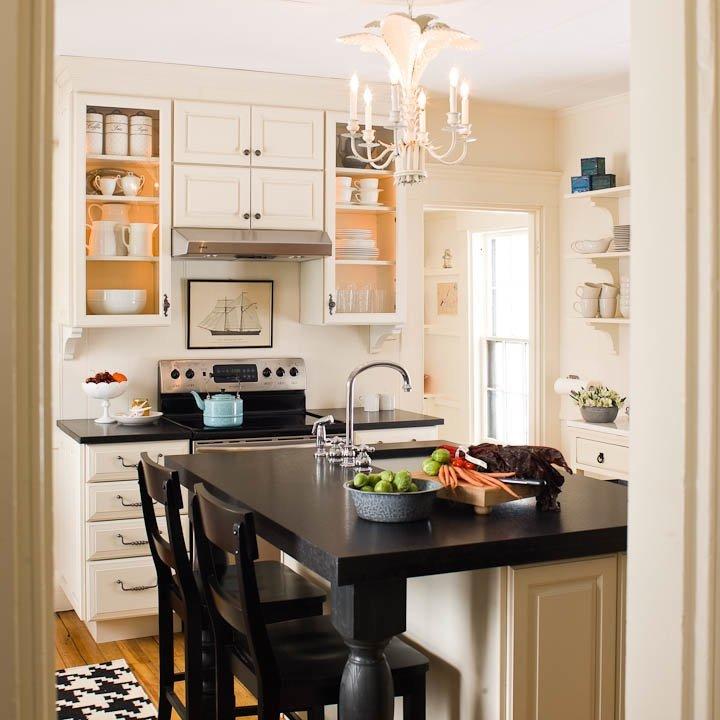 Interior design ideas architecture blog modern design pictures claffisica - Minimalist kitchen design for small space ...