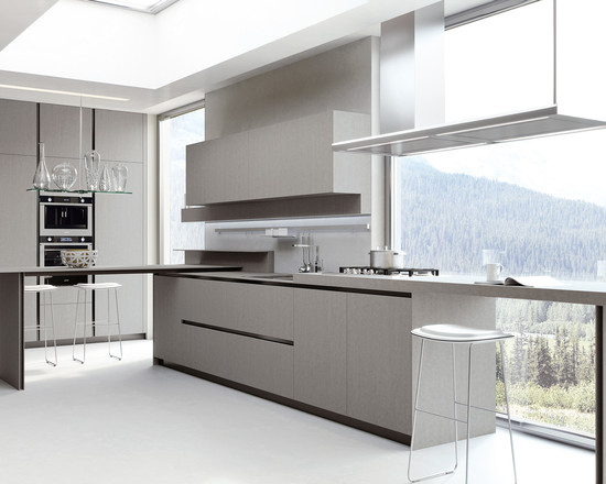 Kitchen Intriguing Idea Applied In Italian Kitchen Cabinets