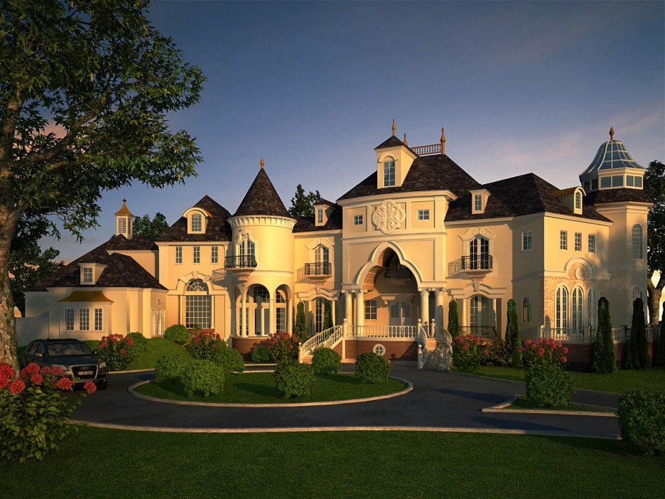 Custom Dream Homes Design: Things to do » Luxury Custom Dream Homes ...