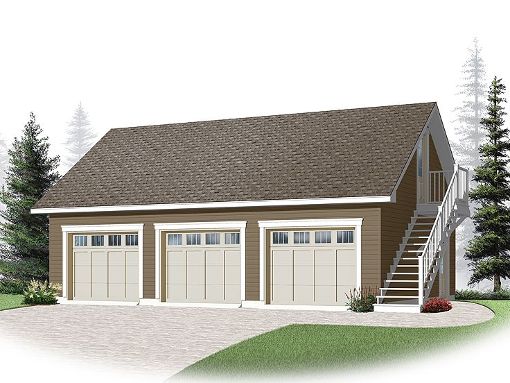 House Detached Garage Garage Idea Exterior Color Car
