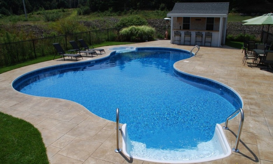 how to put in an inexpensive inground pool
