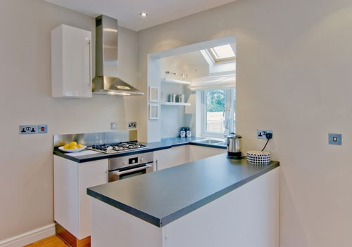 Kitchen: Small Kitchen Layout Ideas With Island For Effective Use