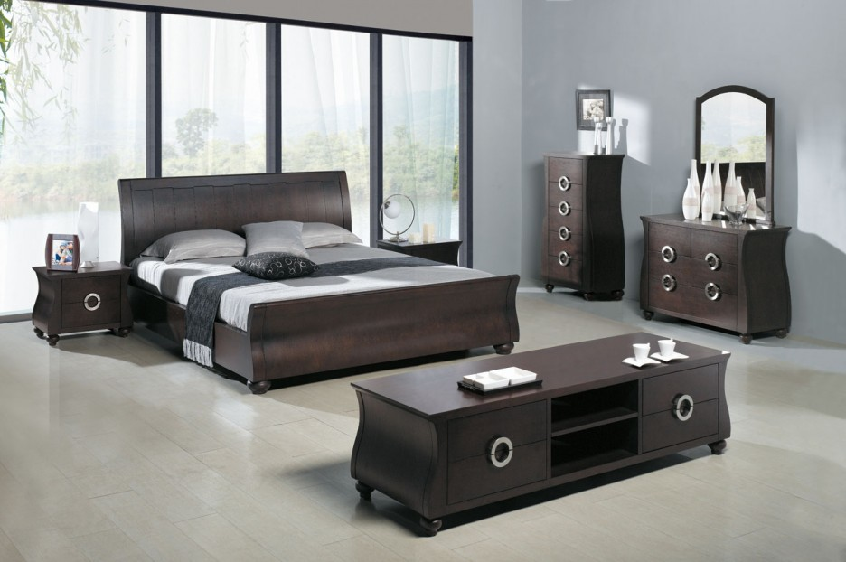 Modern-Bedroom-Furniture- ...