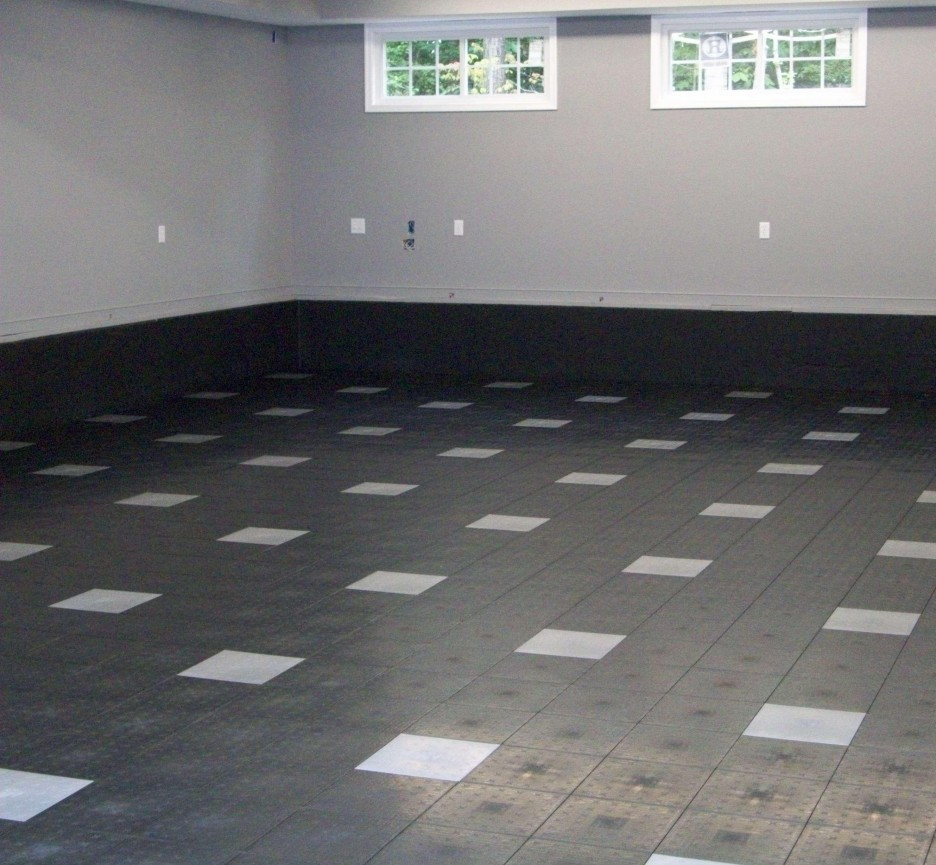 Garage Floor Tiles Colors Modern Garage Floor Tiles Design With Grey