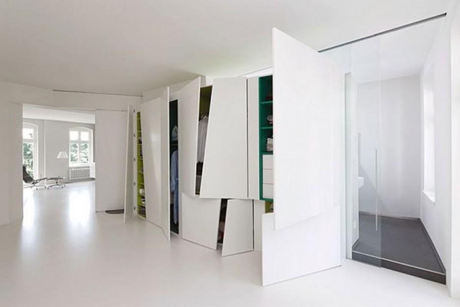 403 forbidden for Modern white apartment
