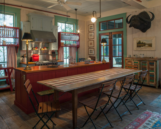 Architecture: Open Cape San Blas Kitchen And Beach Bar Styled