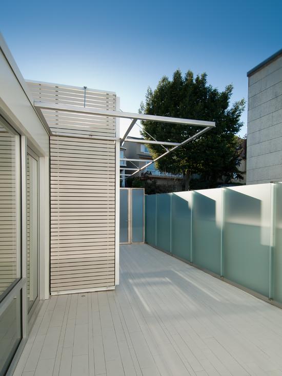 Interior design ideas architecture blog modern design for Minimalist house gate