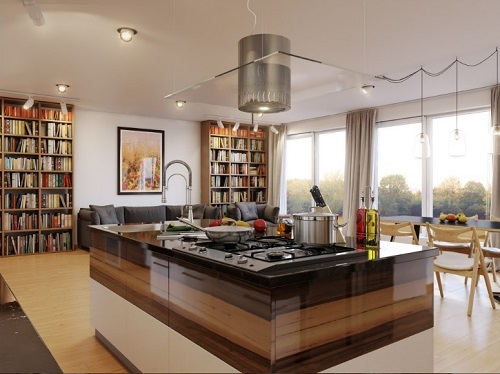 Powerful-Kitchen-Design-with- ...
