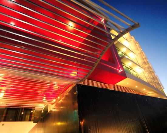 Interior design ideas architecture blog modern design Commercial building exterior lights