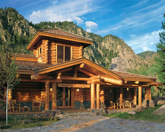 403 forbidden for Custom luxury log homes
