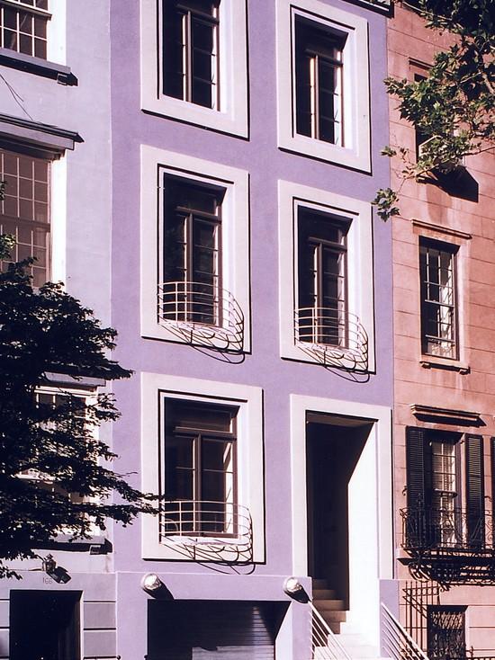 403 forbidden for Townhouse exterior design