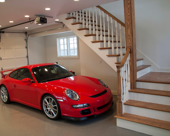 Floating Car Garage : Interior design ideas architecture modern