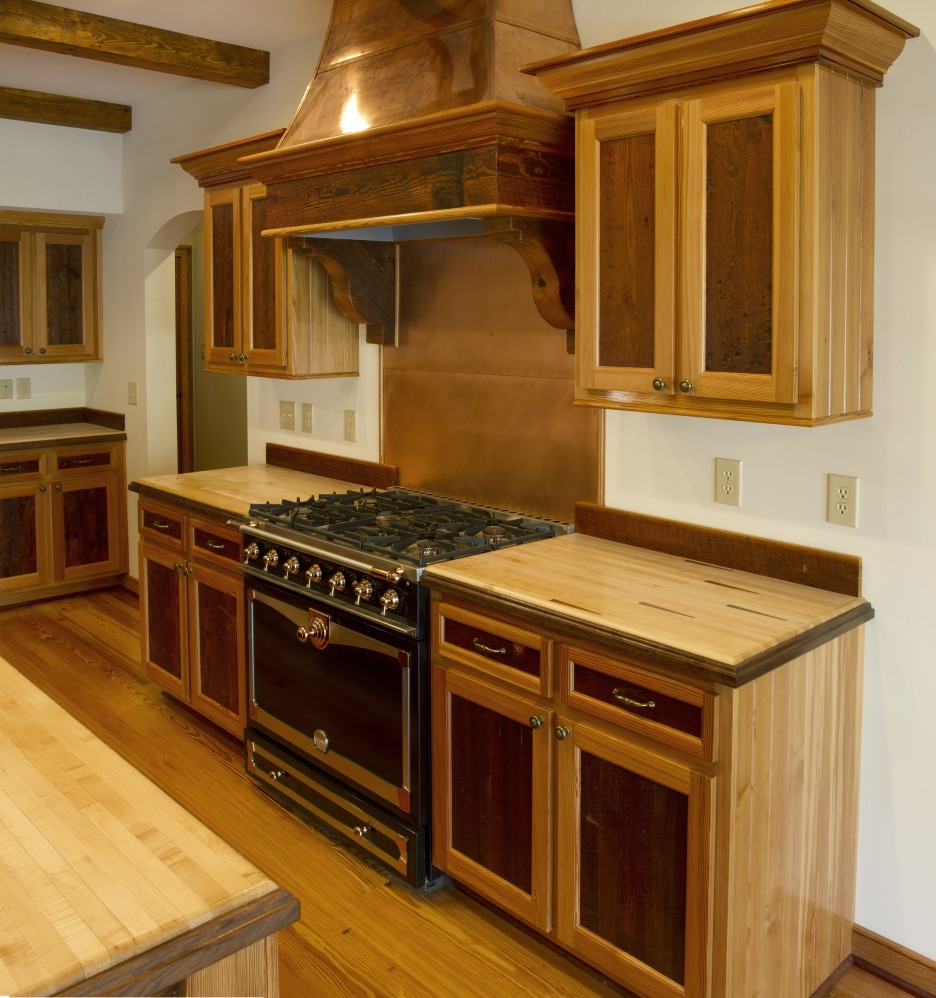 Interior design ideas architecture blog modern design for Traditional wooden kitchens