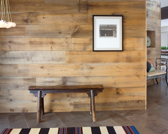 interior wood walls