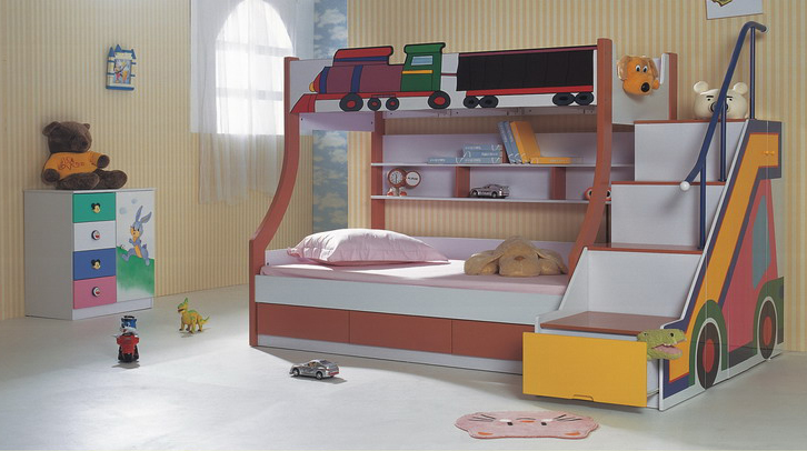 Unique Girls Bunk Beds For Your Kids Simple Girl Bunk Bed Twin Beds