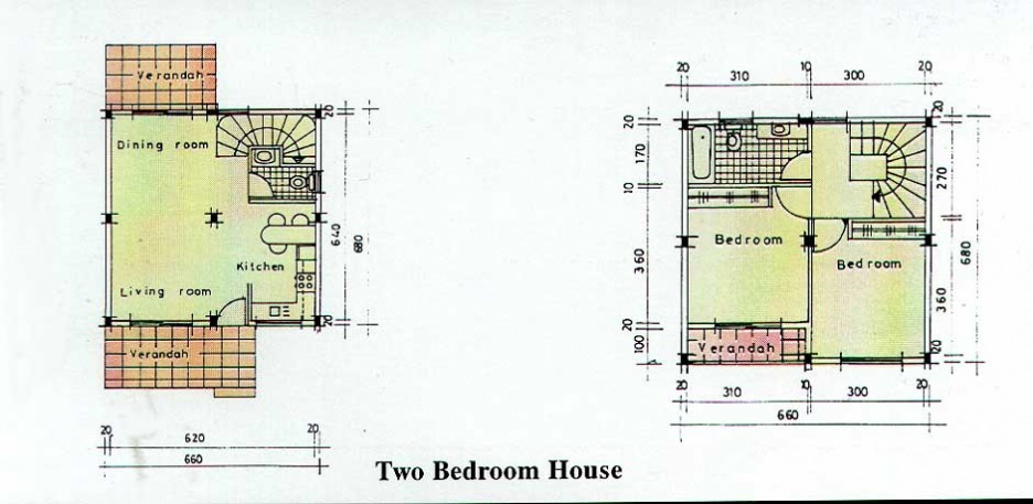 403 forbidden for Unique 2 bedroom house plans