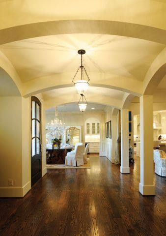 Interior Home: Wonderful Hallway Interior Design In Southern ...