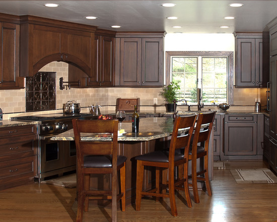 Interior design ideas architecture blog modern design for Casual home kitchen island