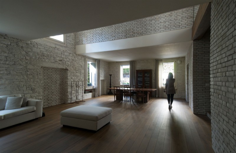 Brick Wall Interior House Home Interior Home Stunning Brick Interior Wall For Contemporary
