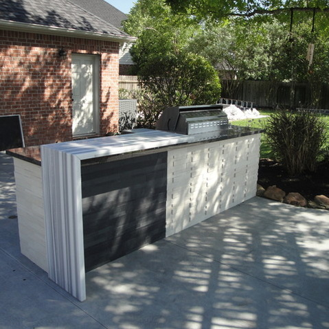 403 forbidden for Outdoor kitchen wall ideas