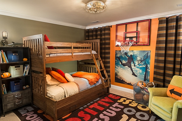 403 forbidden - Outstanding kid bedroom decoration with various kid bunk beds ...