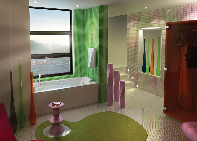 Interior design ideas architecture blog modern design for Bathroom alcove ideas