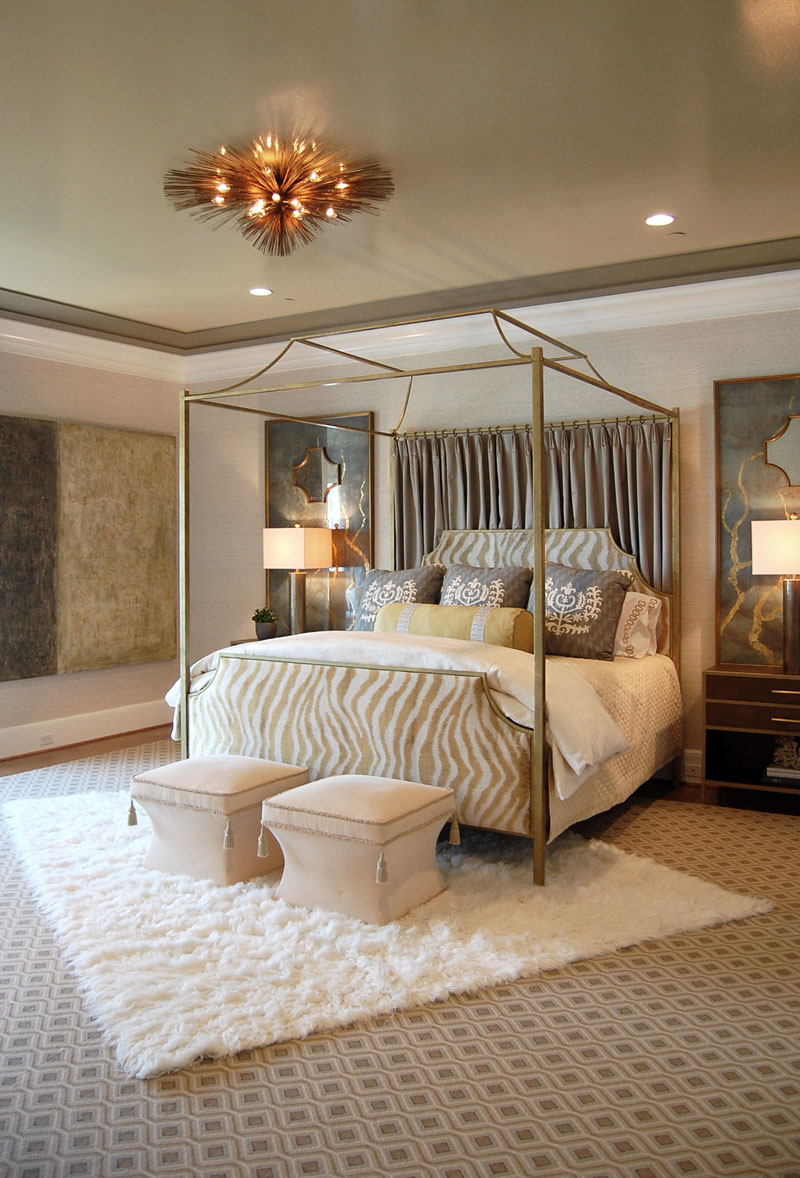 Interior design ideas architecture blog modern design - Elegant canopy bedroom sets ...