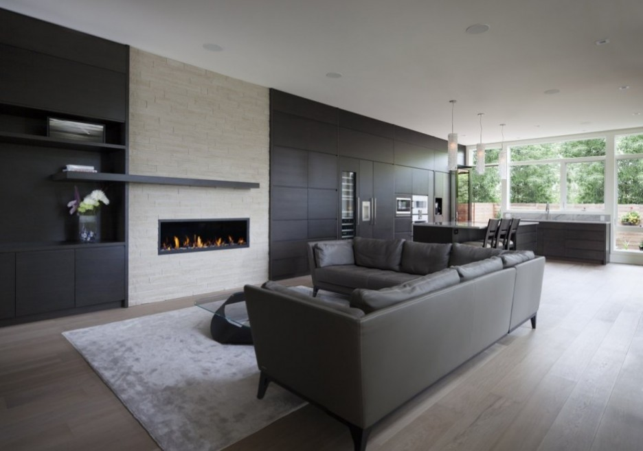 in interior and exterior epic home grey painted living room interior