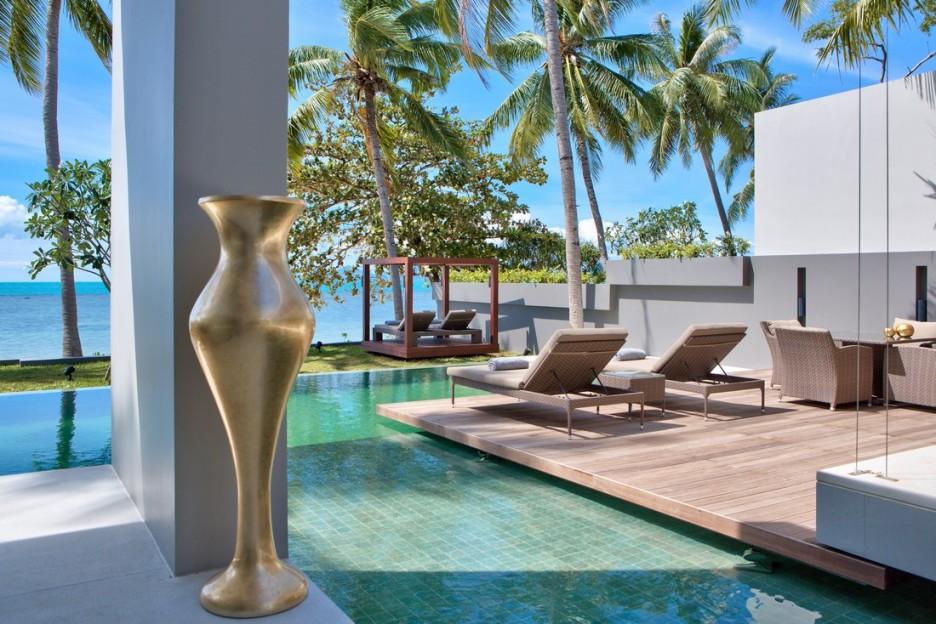 Interior design ideas architecture blog modern design for Beach house deck ideas