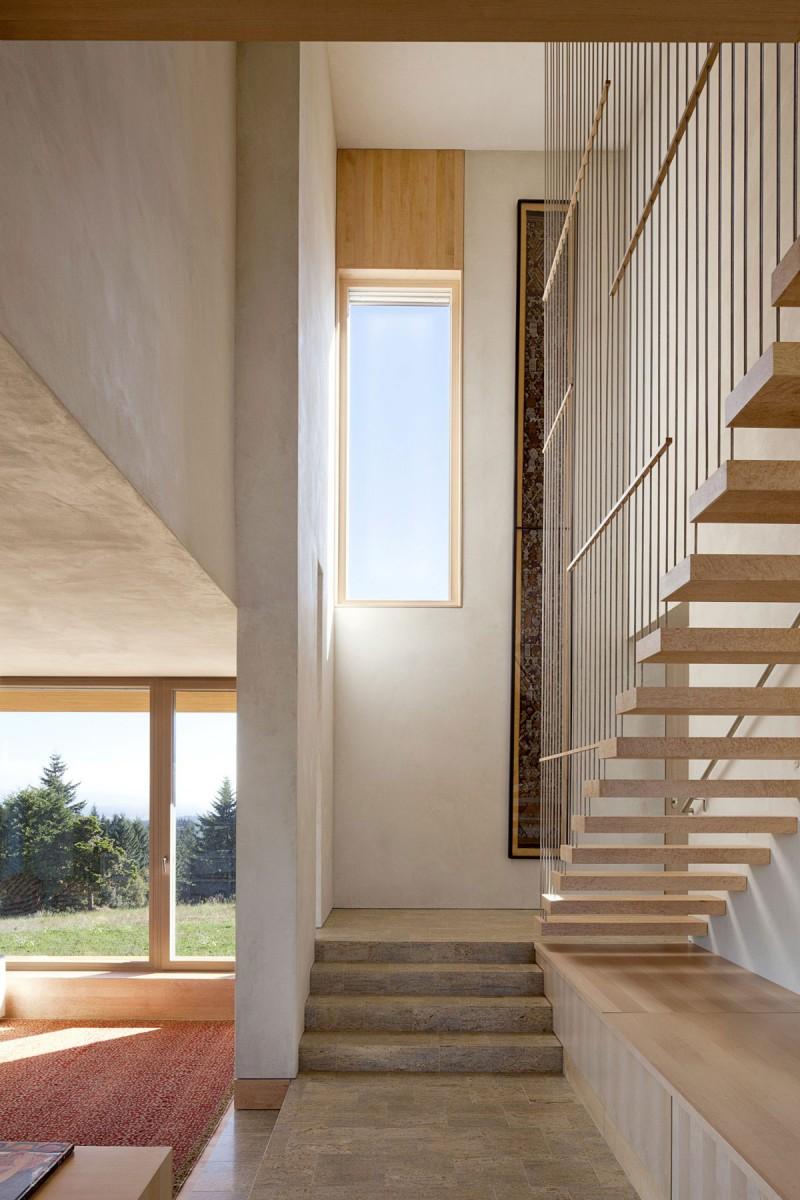Interior design ideas architecture blog modern design for Stairs window design exterior