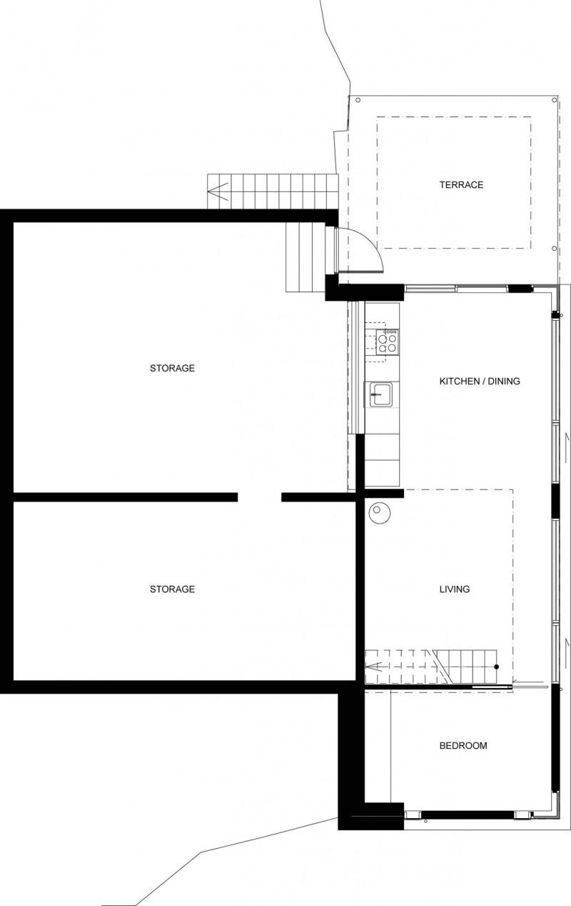Interior design ideas architecture blog modern design for Summer house floor plans