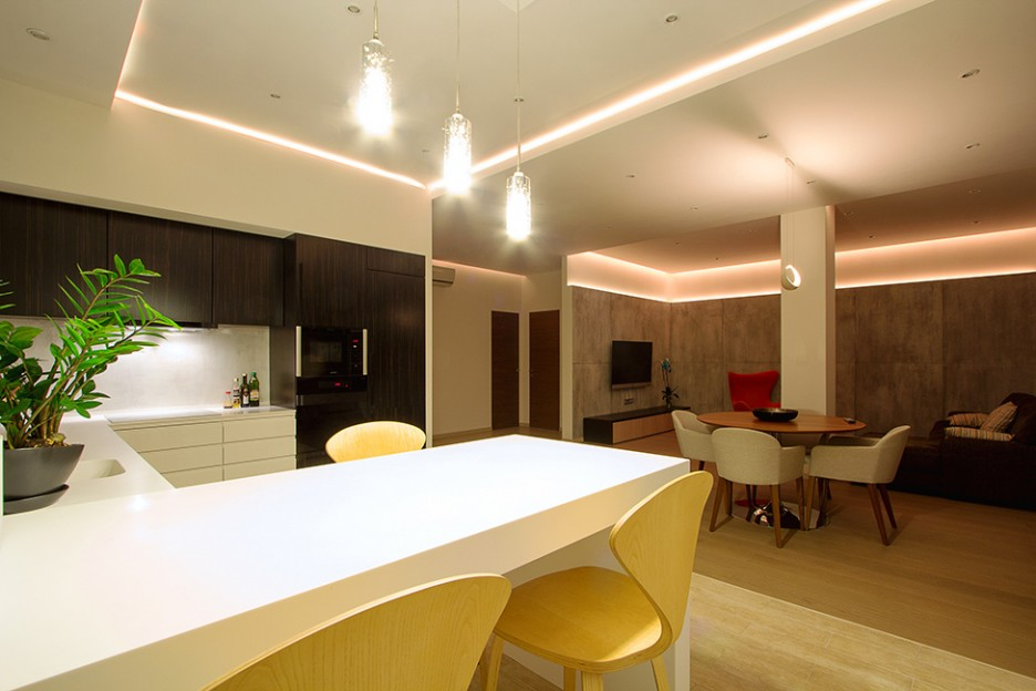 Interior design ideas architecture blog modern design pictures claffisica - Interior smart lighting ...