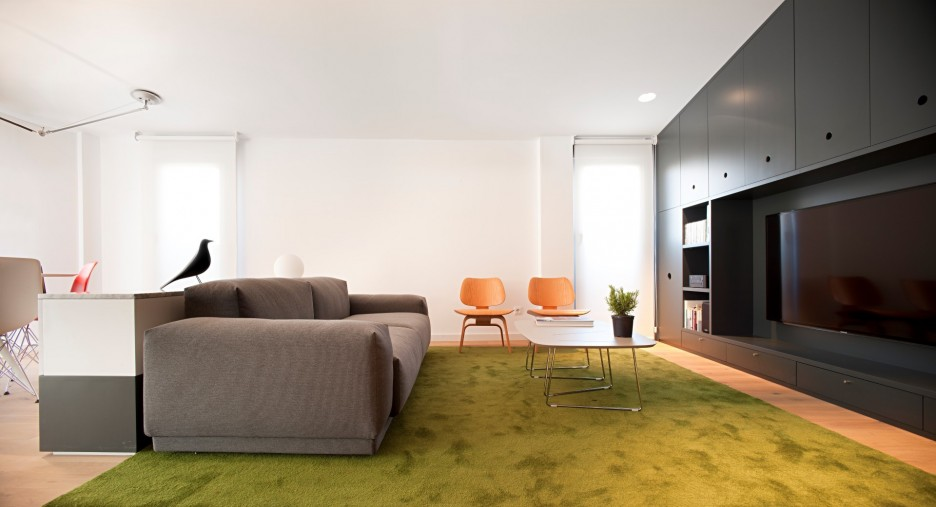 Interior design ideas architecture blog modern design for Modern minimalist apartment
