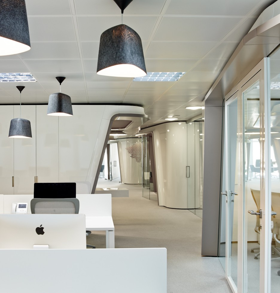 Interior design ideas architecture blog modern design for White office interior