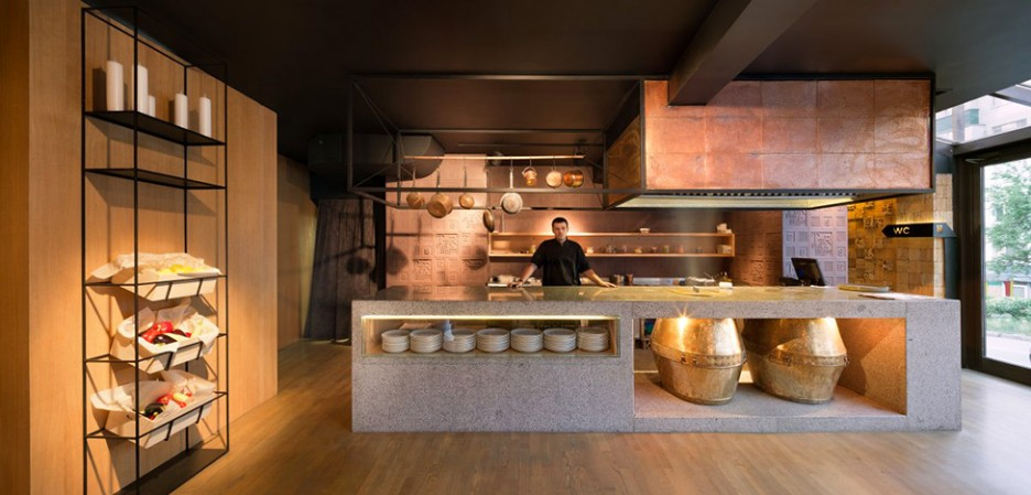 Home » Restaurant » Fabulous Restaurant Design in Creative Style ...