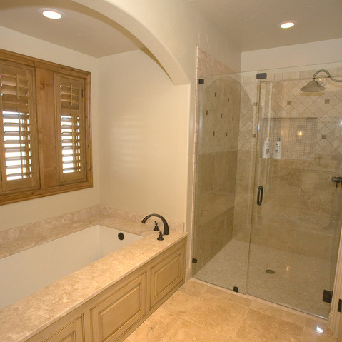 Interior design ideas architecture blog modern design for Modest bathroom remodel
