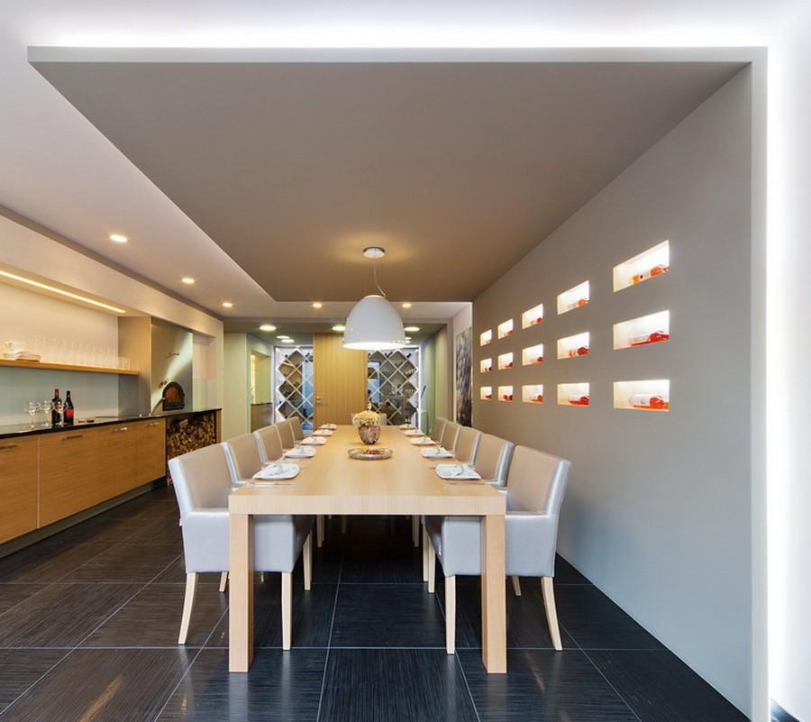 Interior design ideas architecture blog modern design for Beautiful dining area