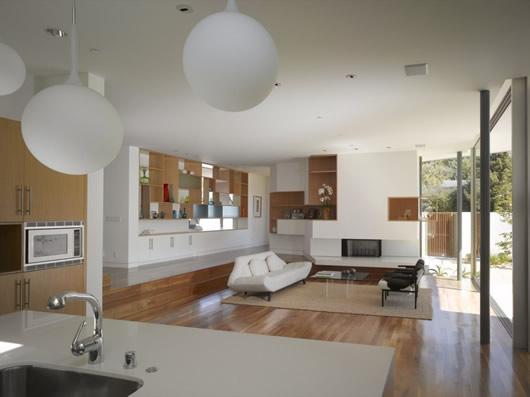 Interior design ideas architecture blog modern design - Brown carpet in living room ...