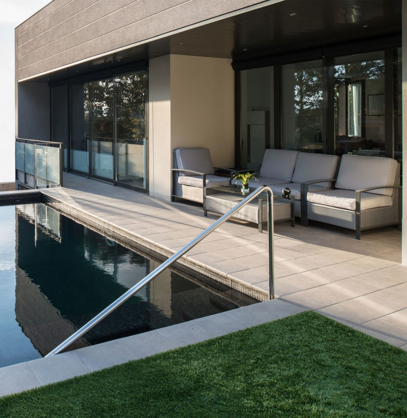 Interior design ideas architecture blog modern design for Terrace color combination
