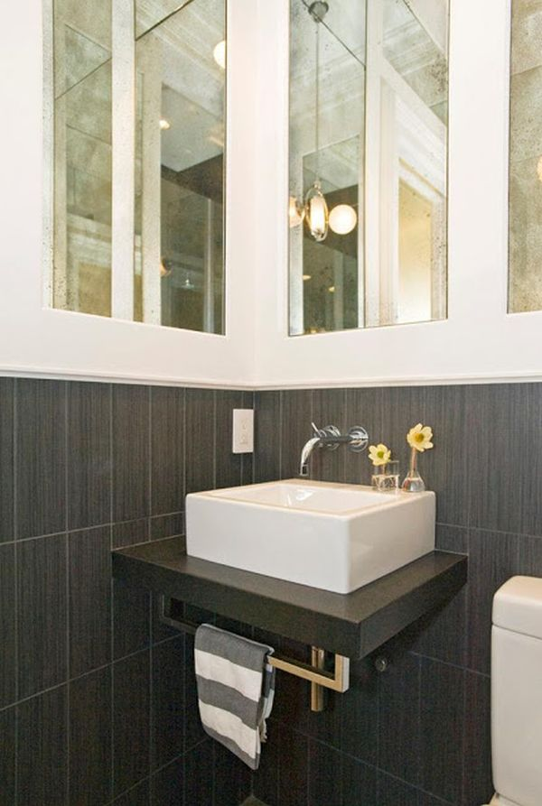 Interior design ideas architecture blog modern design for Rectangular bathroom layout