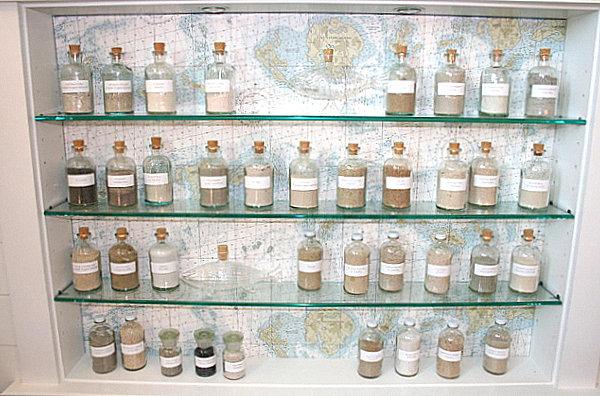 403 forbidden for Glass bottle display ideas