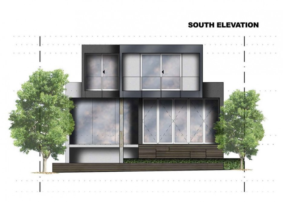 Front Elevation Glass Design For House : Forbidden