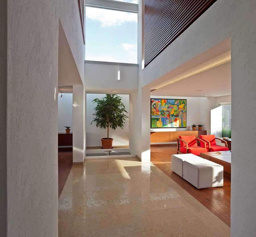 Interior design ideas architecture blog modern design for Large skylights