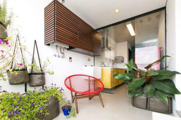 Interior design ideas architecture blog modern design for Apartment patio furniture ideas