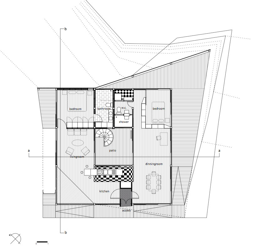 Simple Efficient House Plans Simple Efficient House Plans