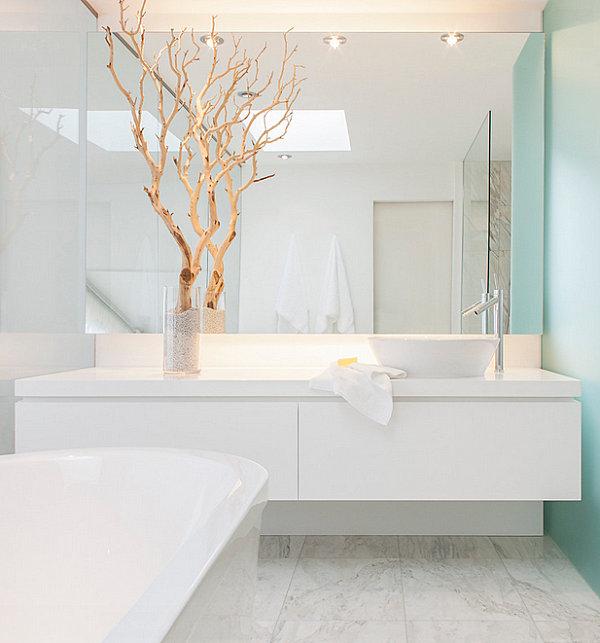 Interior design ideas architecture blog modern design for Modern minimalist bathroom